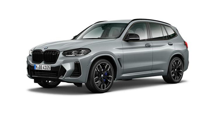 BMW X3, M Model