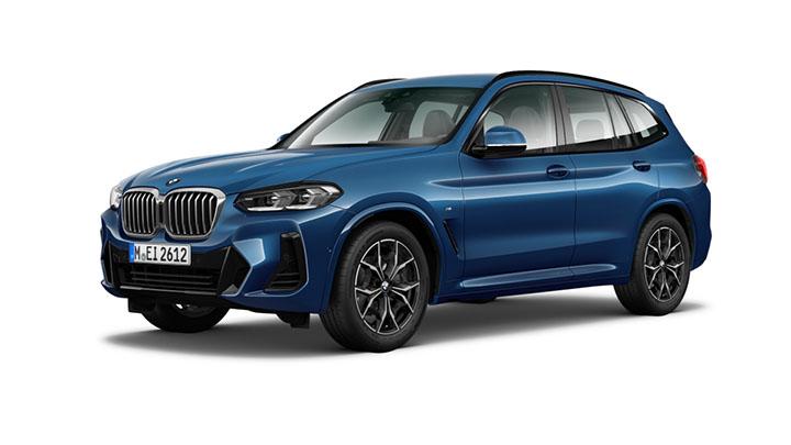 BMW X3, M Sport