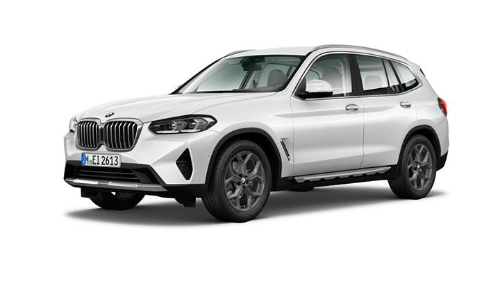 BMW X3, xLine