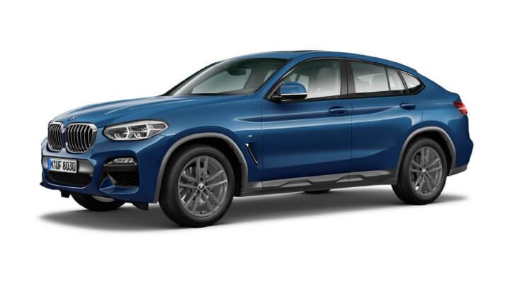 BMW X4 xLine