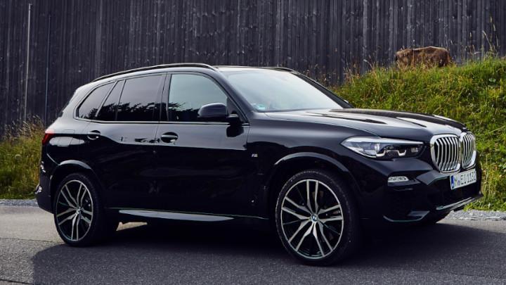 BMW X5 Plug-in Hybrid Front