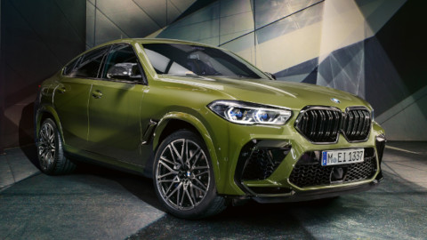 BMW X6 M Competition, Exterior, Front