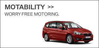 BMW Motability