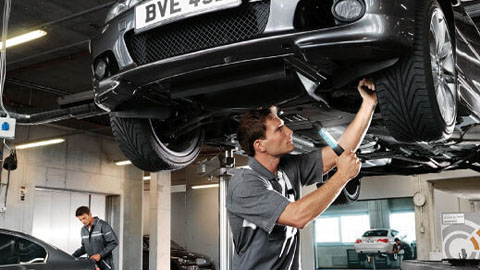 BMW Technician