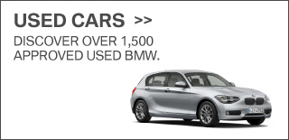 BMW Used Car SIlver