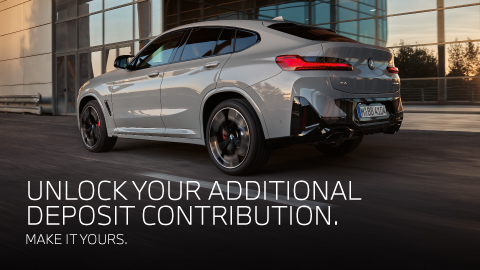 BMW Approved Used Cars Deposit Contribution