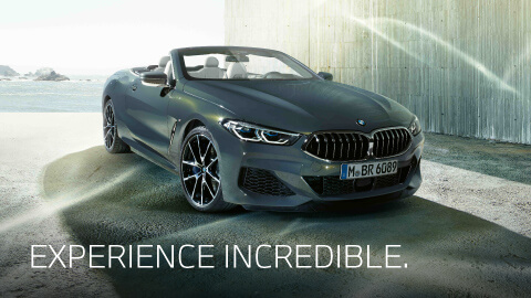 BMW - Experience Incredible