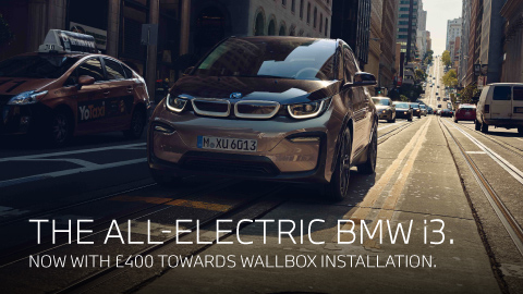 BMW i3 Wallbox Offer