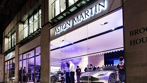 aston martin mayfair
