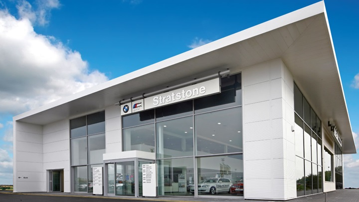 Stratstone BMW Chesterfield Exterior