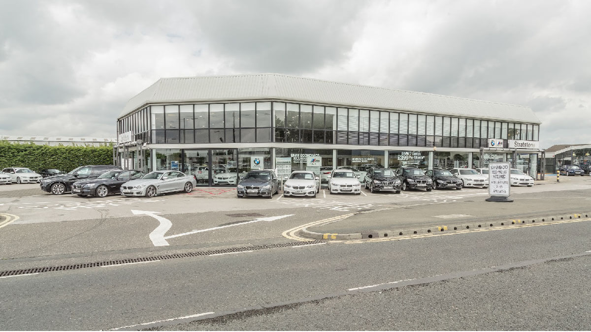 BMW Doncaster Exterior