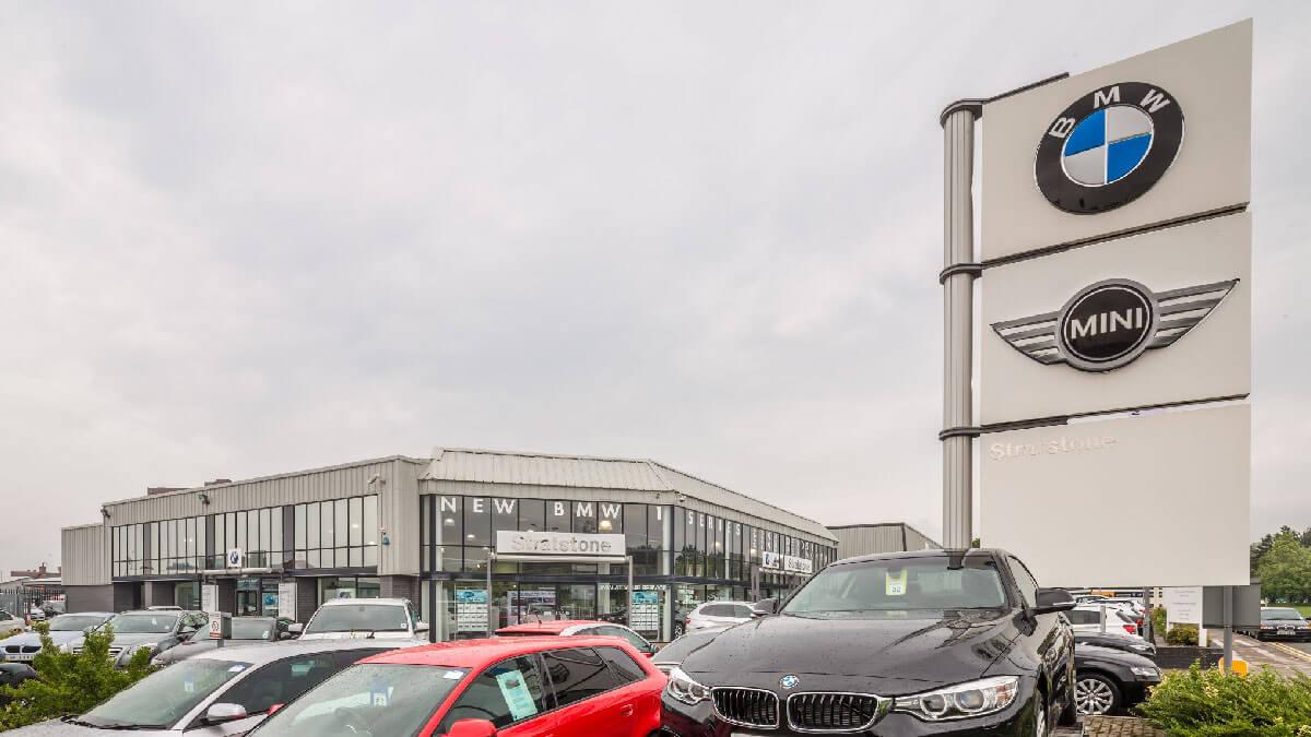 BMW Hull Exterior