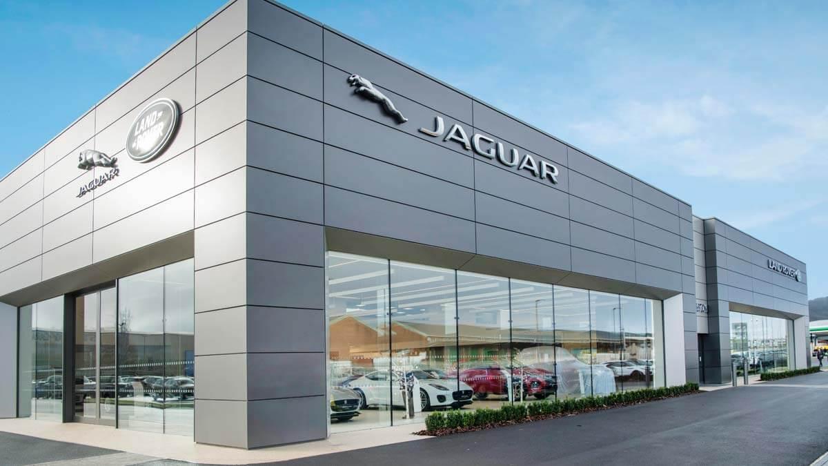 Jaguar Land Rover Exterior