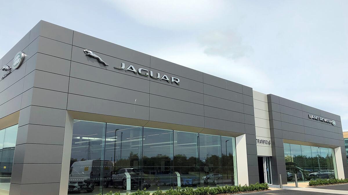 stratstone jaguar newcastle