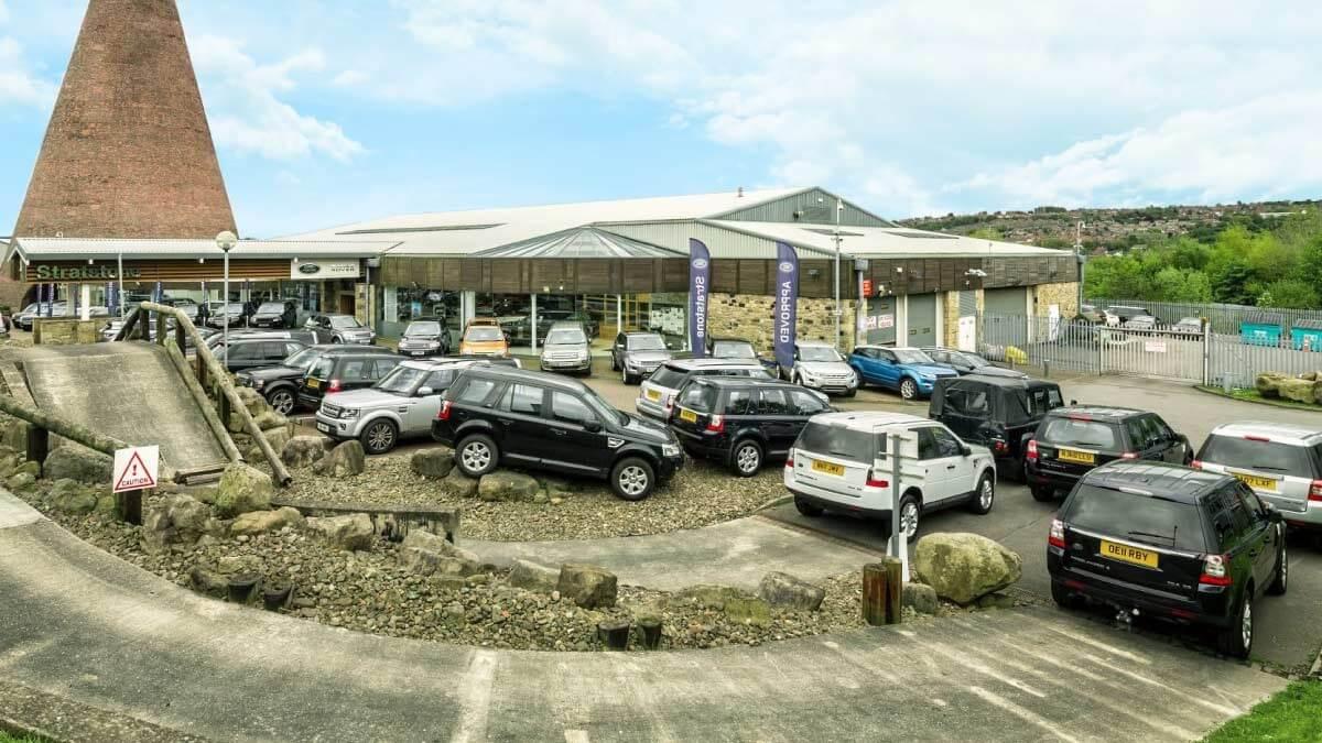 Land Rover Newcastle Service Centre