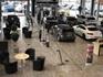 Cars inside the Mercedes-Benz Bradford showroom