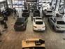 Cars inside the Mercedes-Benz Bradford dealership