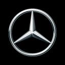 Mercedes-Benz logo.
