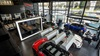 MINI Doncaster showroom from above
