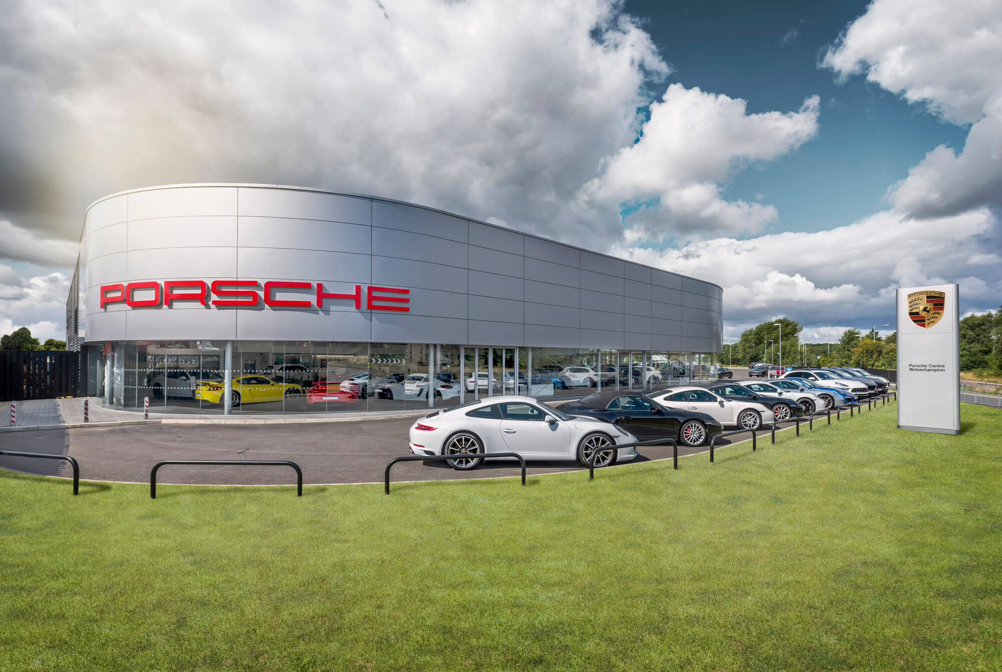 Porsche Wolves Dealership