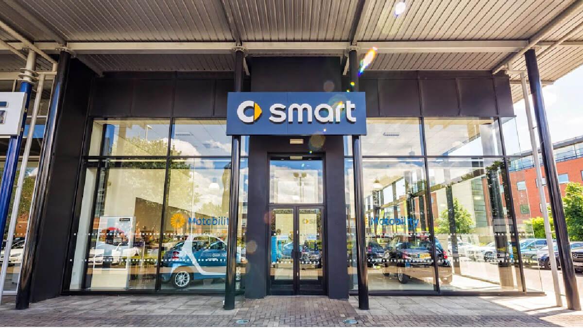 smart of Leeds exterior