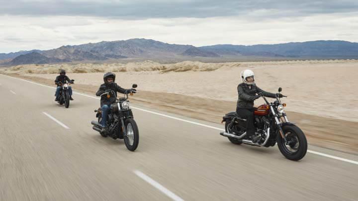 new harley davidson motorcycles