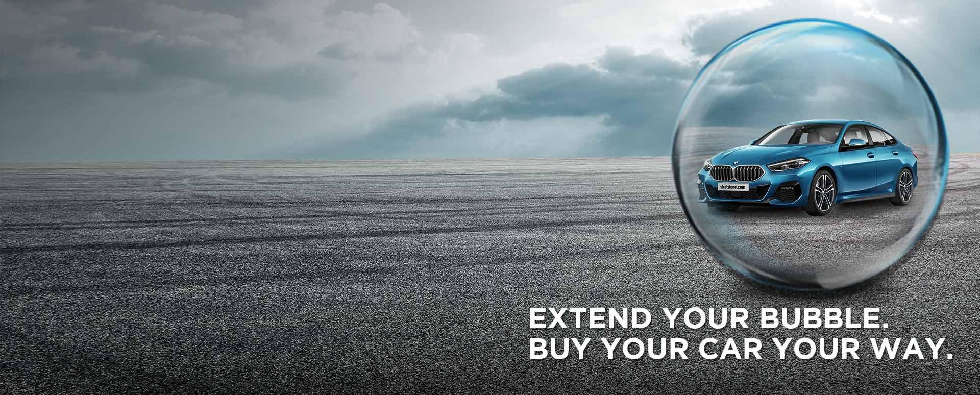 Extend Your Bubble