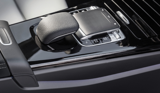 Motability car interiors.