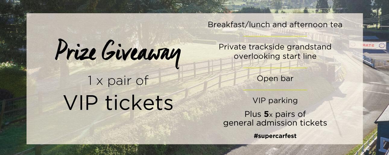 Supercar Fest Competition