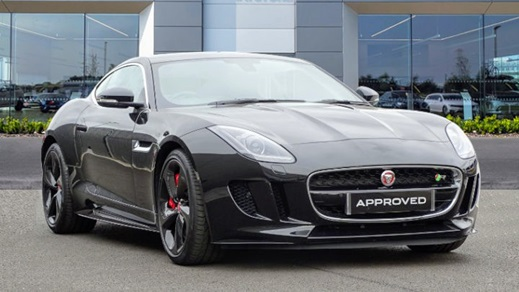 Approved Used Jaguar F-TYPE