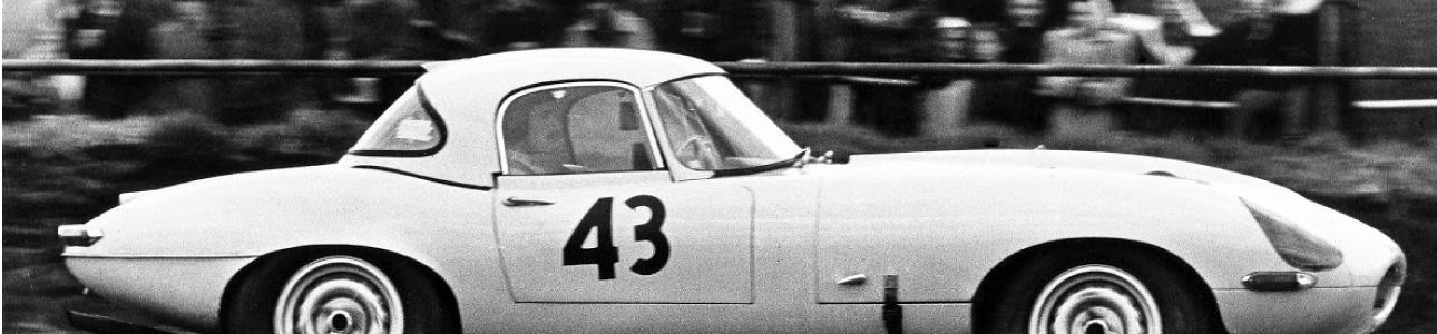 The Original Jaguar Lightweight E-Type.