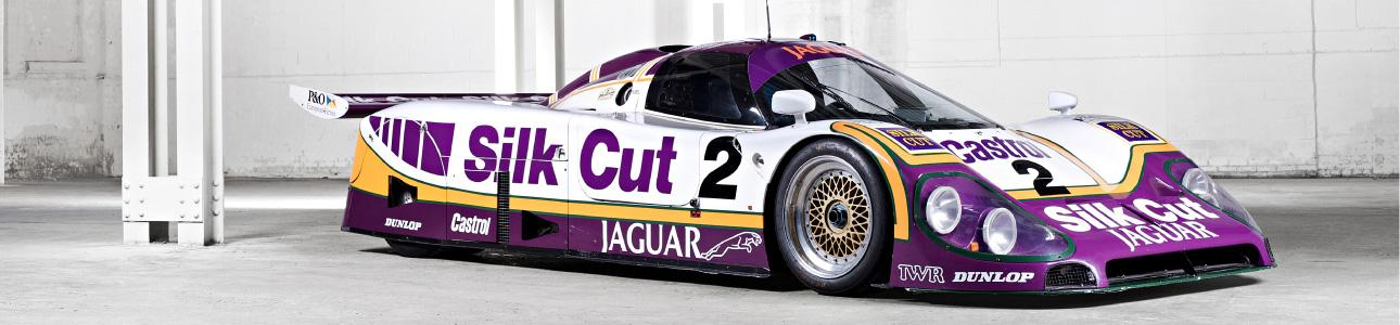 Jaguar XJR-9.