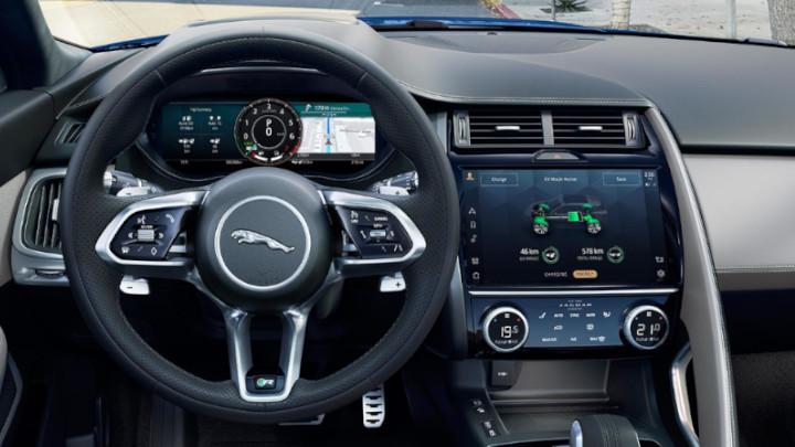Jaguar E-PACE PHEV Interior