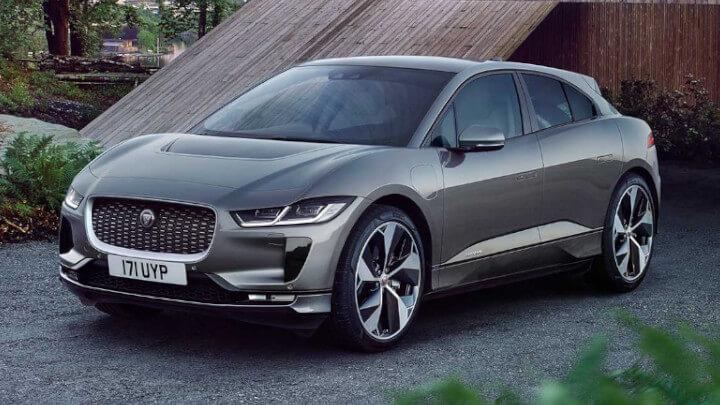 Jaguar I-PACE Exterior Front
