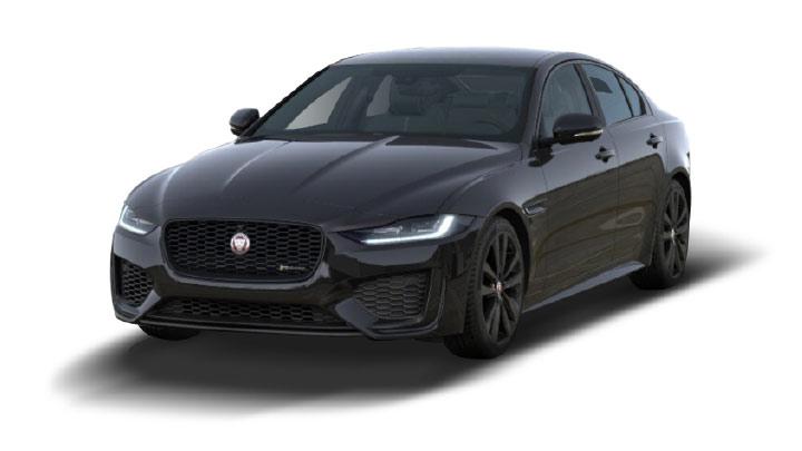 Jaguar XE R-Dynamic Black