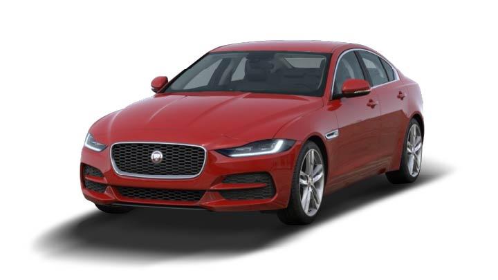 Jaguar XE HSE