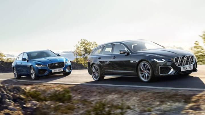 Jaguar XF Saloon and Sportbrake