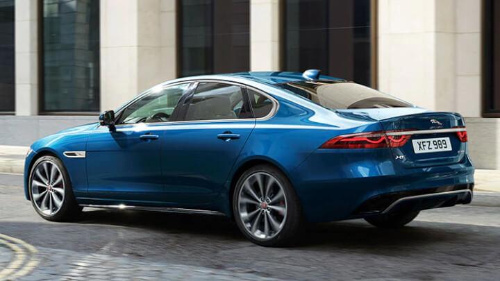 Jaguar XF Saloon Rear