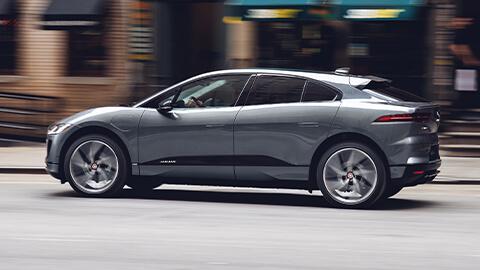 Jaguar I-PACE Test Drive