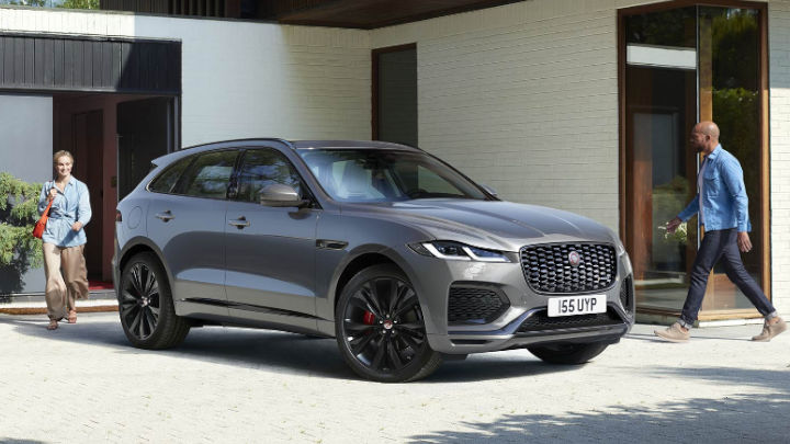 Nearly-New Jaguar F-Pace