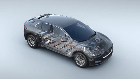 Jaguar I-PACE design