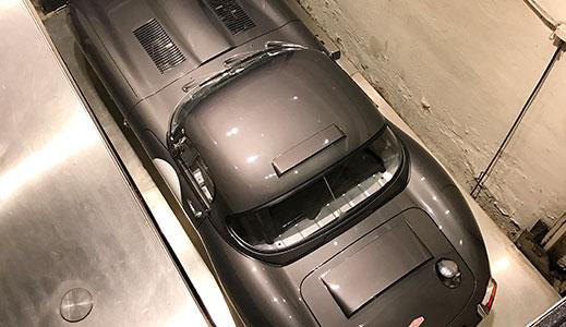 Jaguar Lightweight E-Type.