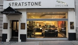 Jaguar Mayfair Showroom