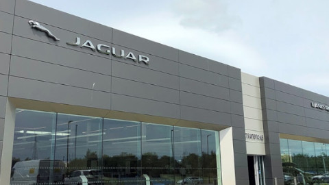 Stratstone Jaguar Dealership