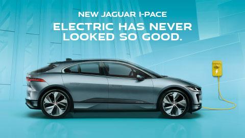 Jaguar I-PACE 0 Percent Finance