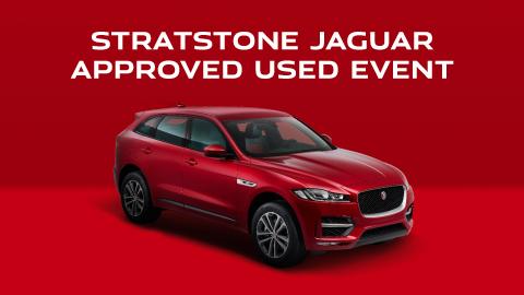 Jaguar Approved Used Event