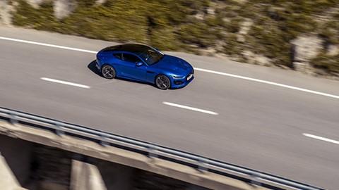 Jaguar Test Drive