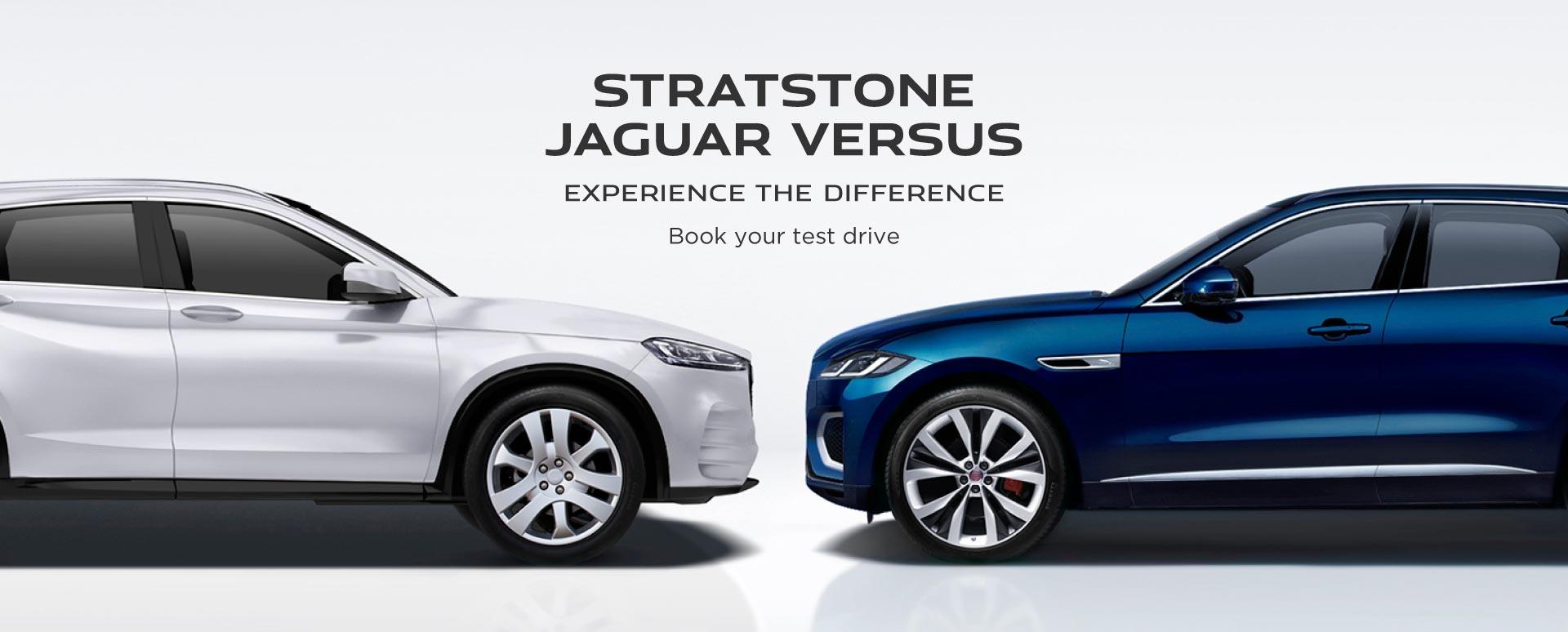 Jaguar Versus: Arrive and Drive Event