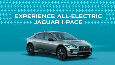 Jaguar I-PACE Extended Test Drive