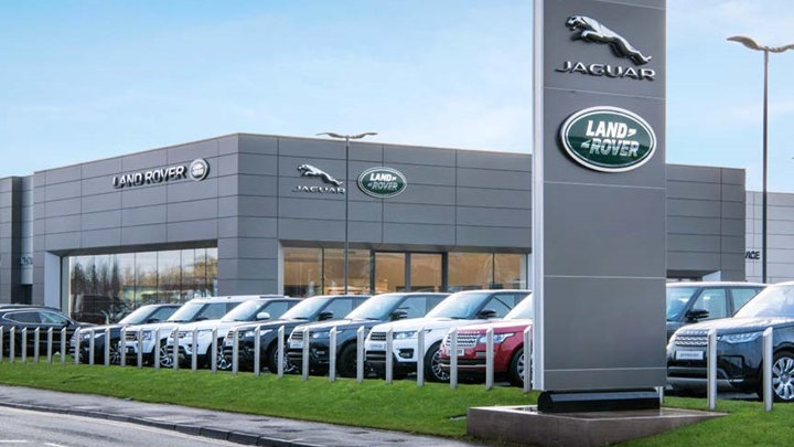 Land Rover Cardiff Used Cars